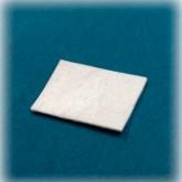 Биоматрикс флис без покрытия (губчатая пластина) 20х30 мм