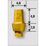 Абатмент Inter (R) №2 стандартный