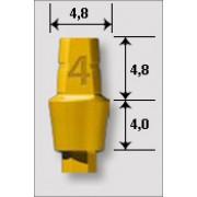 Абатмент Inter (R) №4 стандартный