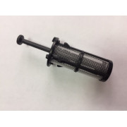 Пластмассовый сменный картридж вакуумного фильтра для AspiJet-6