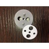 Кольцо пластиковое + кольцо уплотнительное