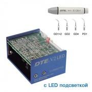 Встраиваемый ультразвуковой скалер DTE-V2 LED подсветка