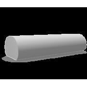 ПОЯСНИЧНЫЙ ВАЛИК, 50 кг/м3, 145 г/м2, белый