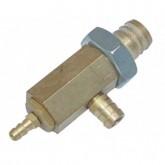 Эжектор сильного разряжения (клапан пылесоса)